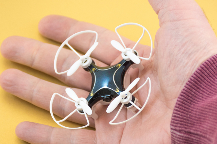 Mini Drona Spionaj T101 cu camera video HD 0