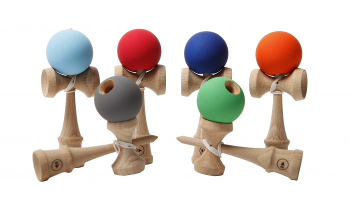 MINI Kendama - Play Pocket Grip 0