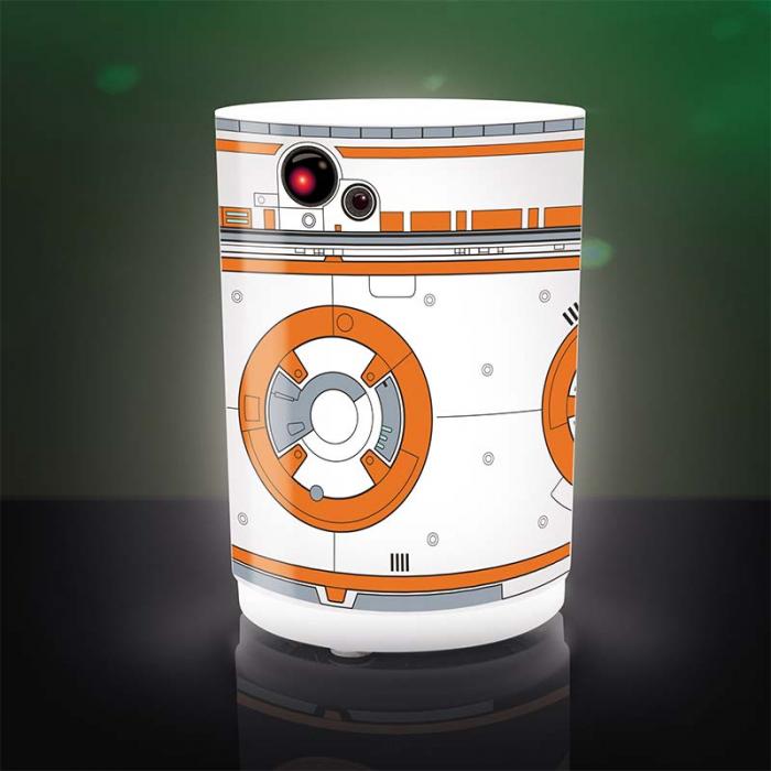 Mini Lampa BB-8 2