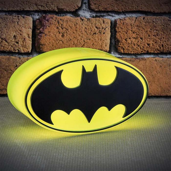 Mini Lampa Logo Batman [0]