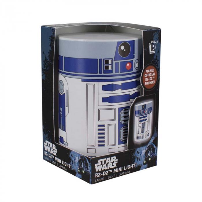 Mini Lampa R2-D2 [2]