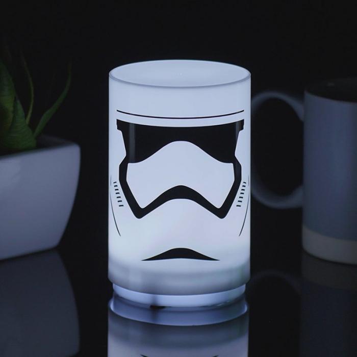 Mini Lampa Stormtrooper 0