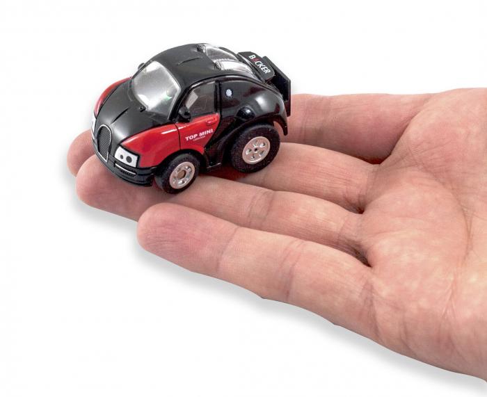 Mini Masinuta cu Telecomanda Q2 Turbo Racer 3
