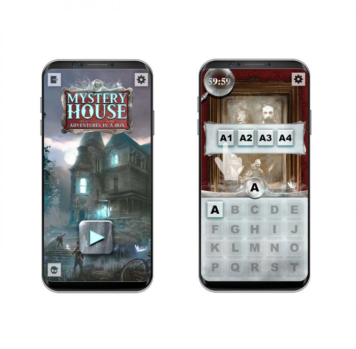 Mystery House (RO) - Joc Escape Room 3