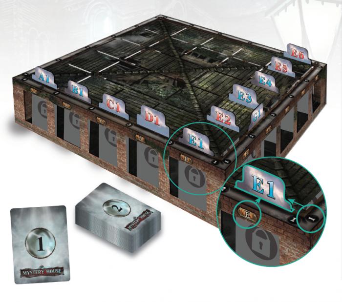 Mystery House (RO) - Joc Escape Room 4