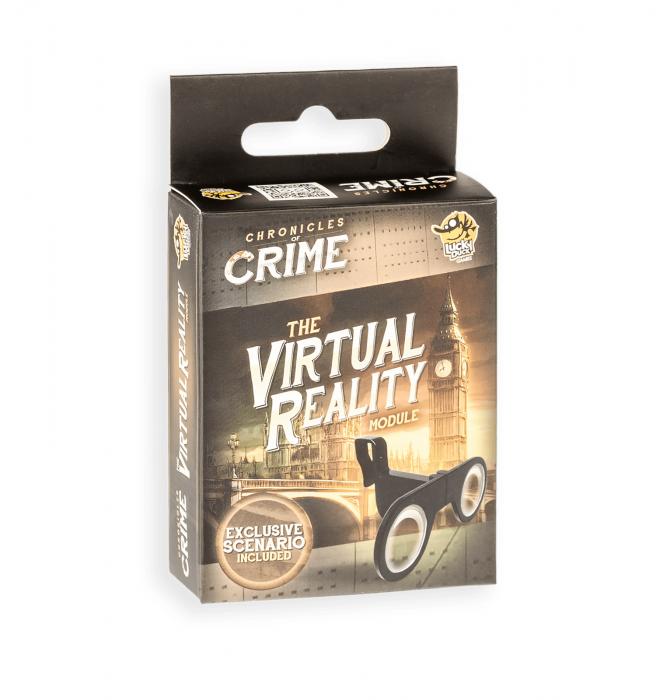Ochelari Realitate Virtuala pentru Cronicile Crimei 0