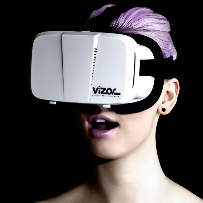 Ochelari Realitate Virtuala Vizor Pro [0]