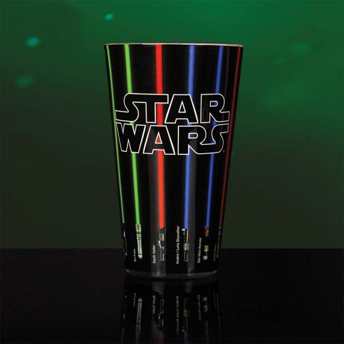 Pahar Star Wars cu sabii laser 0
