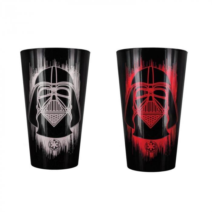 Pahar Termosensibil Darth Vader 2
