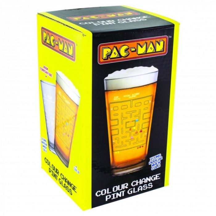 Pahar Termosensibil Pac-Man 2