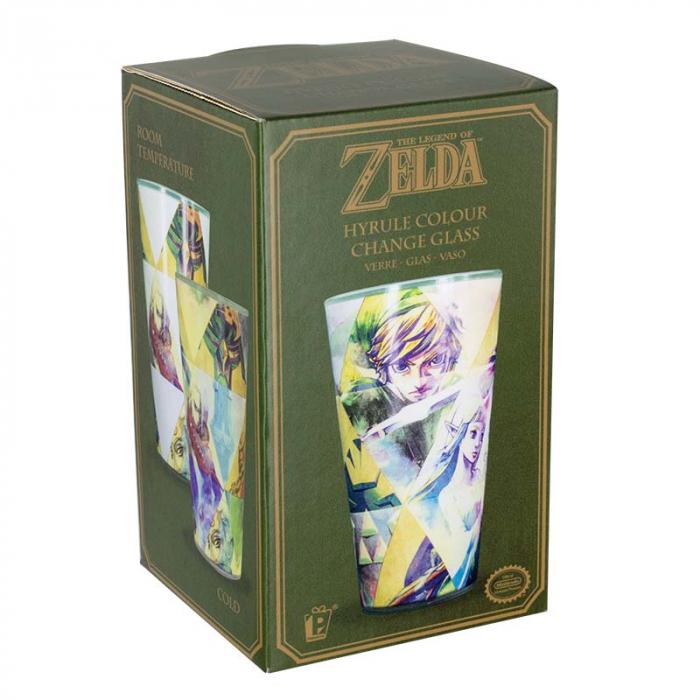 Pahar termosensibil Zelda 1