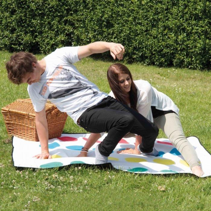 Patura de picnic Twister 0