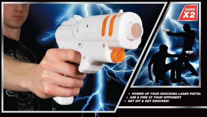 Pistoale Laser Tag ce curenteaza 1