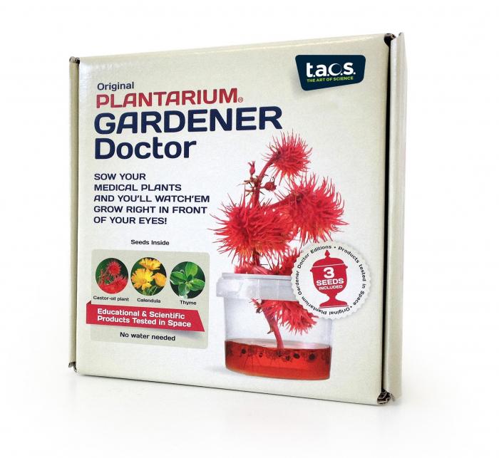 Plantarium Gardener 1