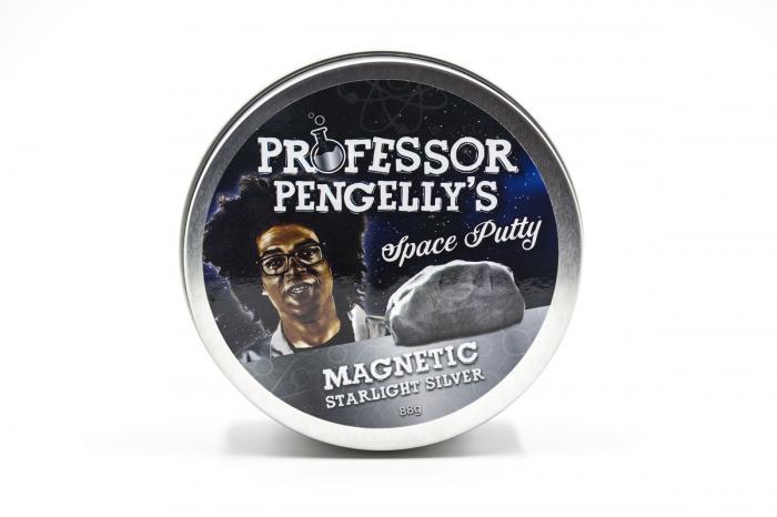 Plastilina Inteligenta Magnetica - Argintie 4