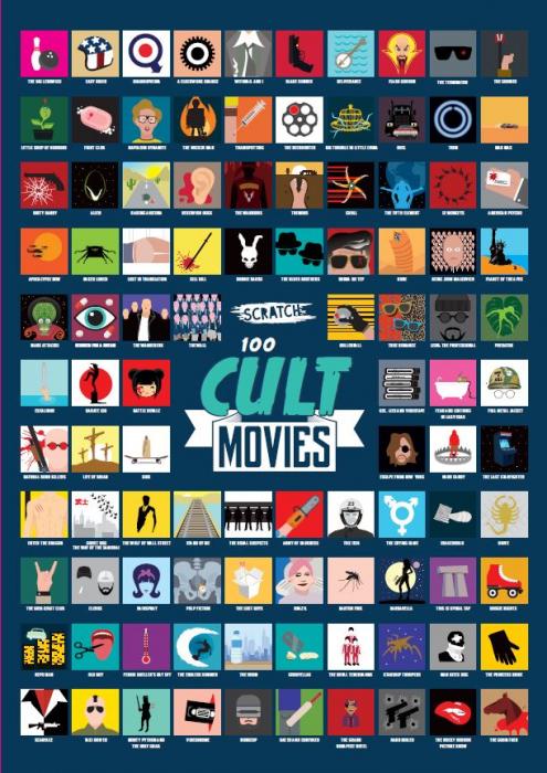 Poster razuibil - 100 Filme Clasice