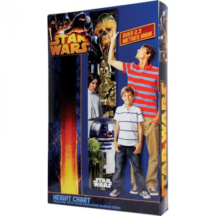 Poster Star Wars masurare inaltime 2