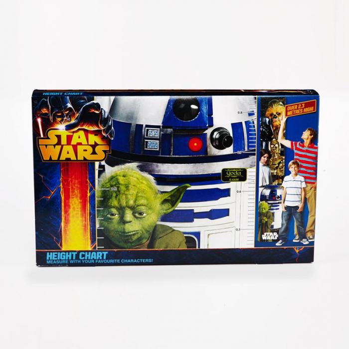 Poster Star Wars masurare inaltime 1