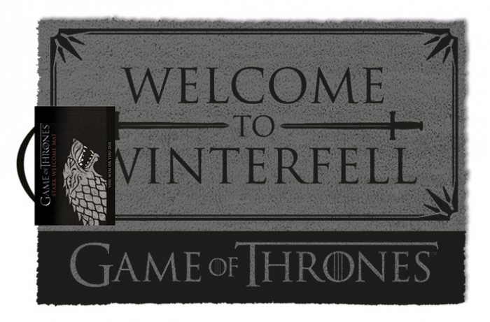 Pres intrare Game of Thrones - Winterfell 0