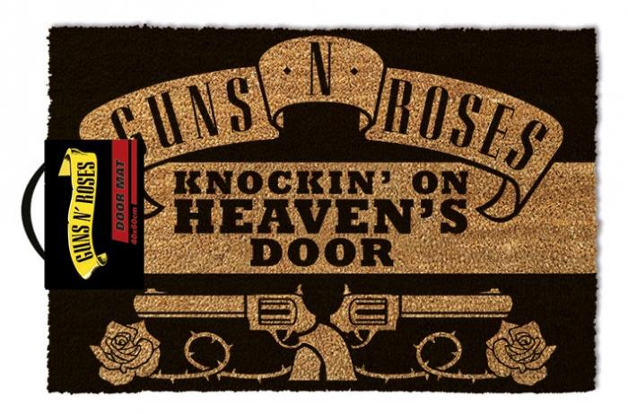Pres intrare Guns N Roses