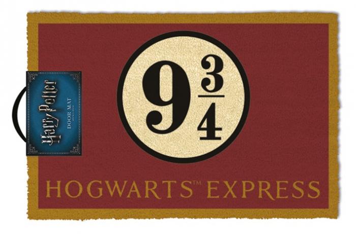 Pres intrare Harry Potter - Hogwarts Express 0
