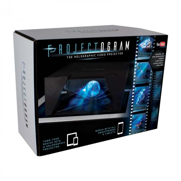 Proiector Iluzie Holografica Discovery 1