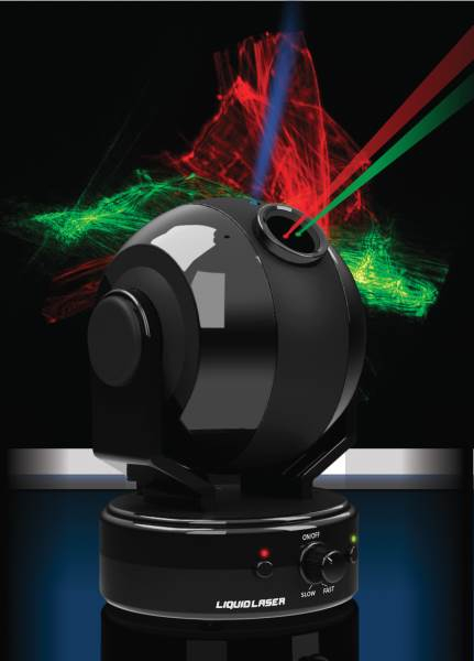"Proiector laser ""aurora boreala"" 0"