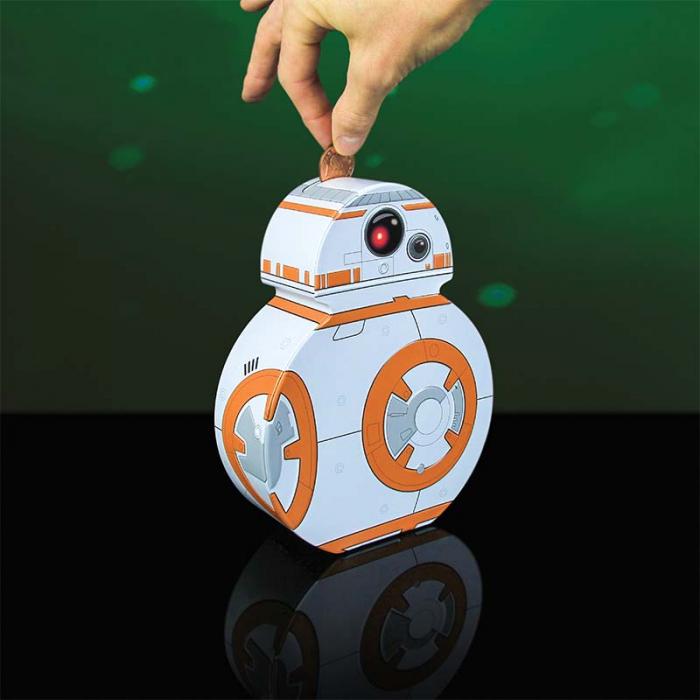 Pusculita cu sunet BB-8