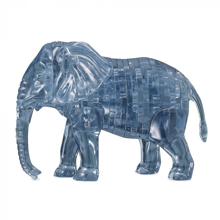 Puzzle 3D - Elefant [2]