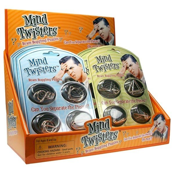 Puzzle Mind Twisters 0
