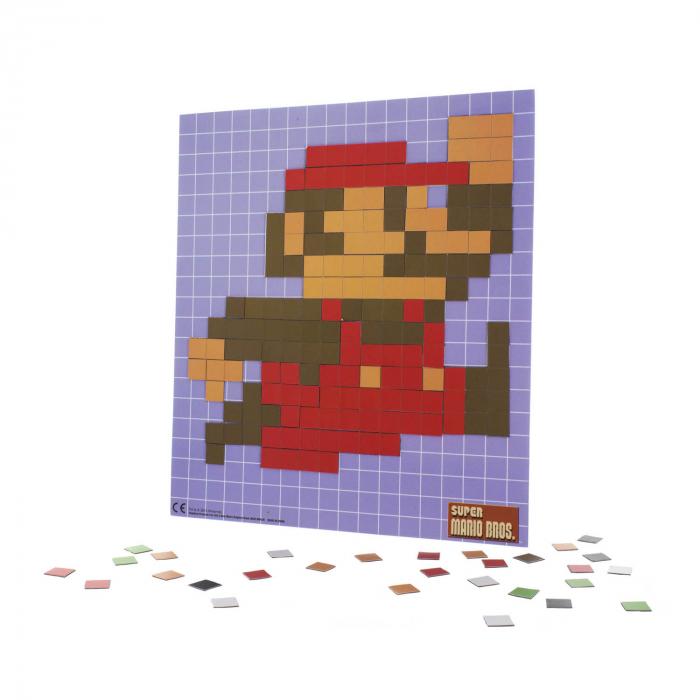 Puzzle pixelat Super Mario 1