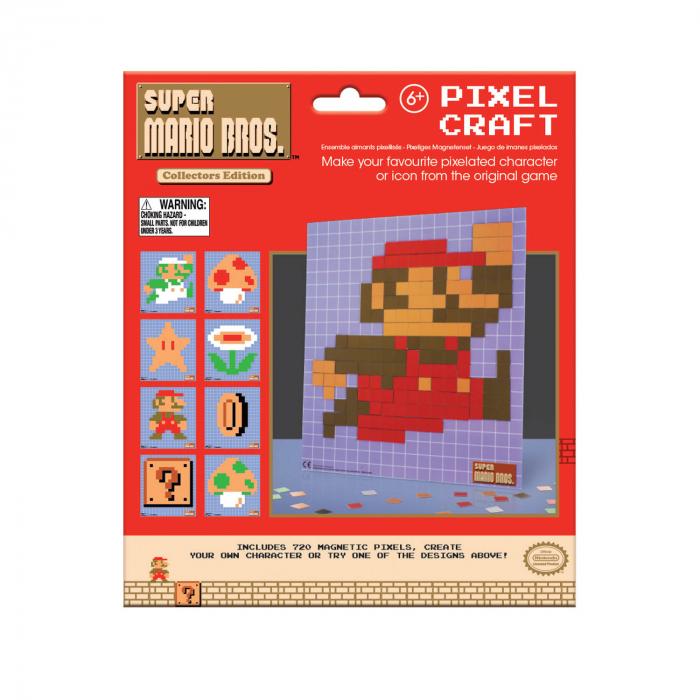 Puzzle pixelat Super Mario 2