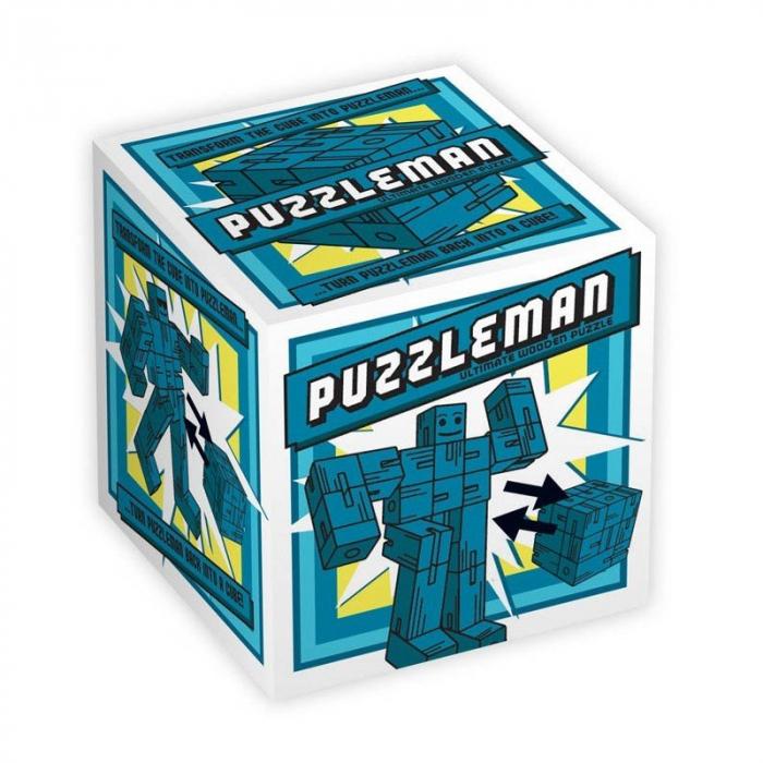 Puzzleman - Blue 0