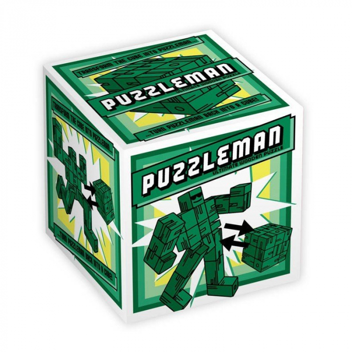 Puzzleman - Green 0
