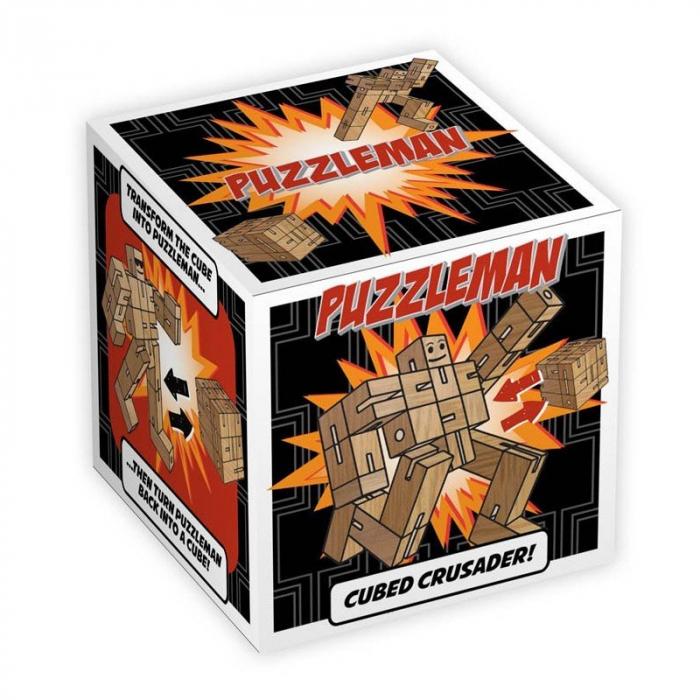 Puzzleman - Natural [0]