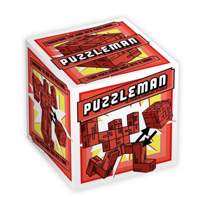 Puzzleman - Red 0