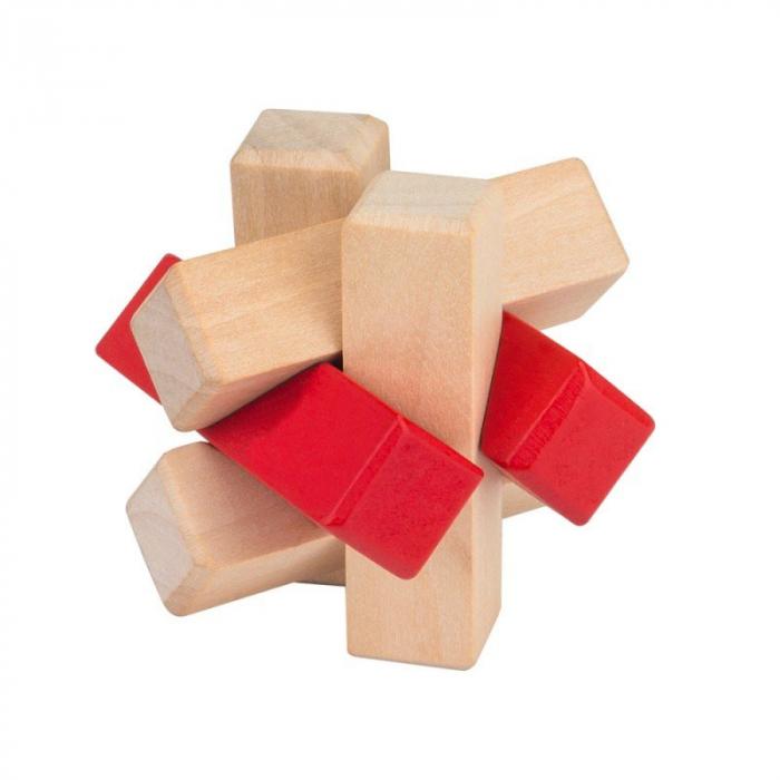 Puzzling Professors 5 x Wooden Set 4