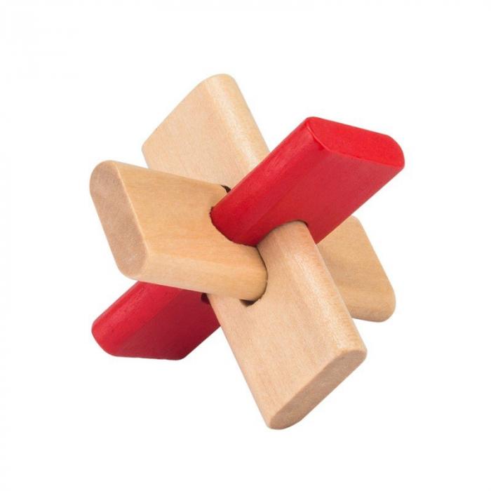 Puzzling Professors 5 x Wooden Set 1