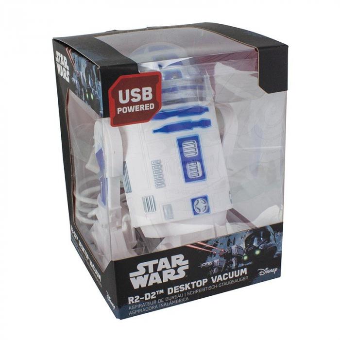 R2-D2 - Mini aspiratorul de birou 2
