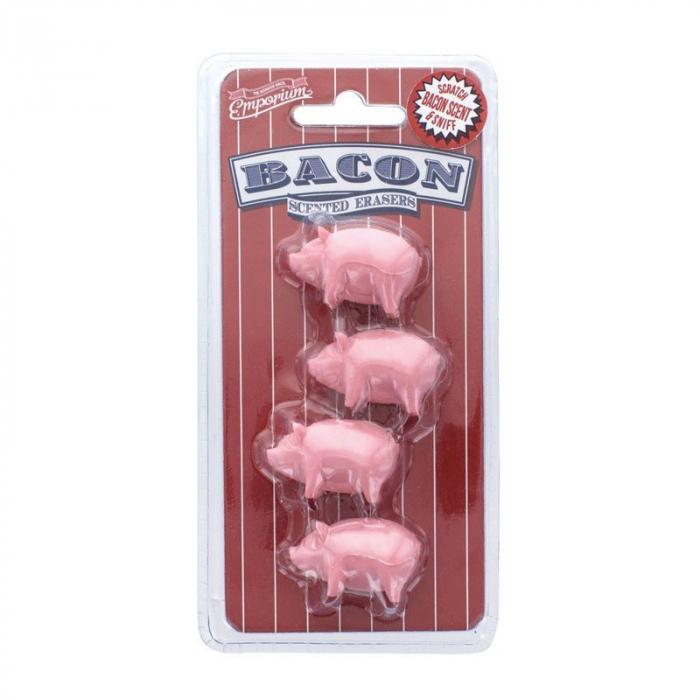Radiere amuzante cu miros de bacon 1