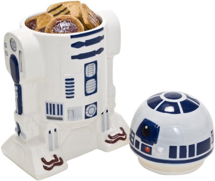 Recipient pentru prajituri R2-D2 0