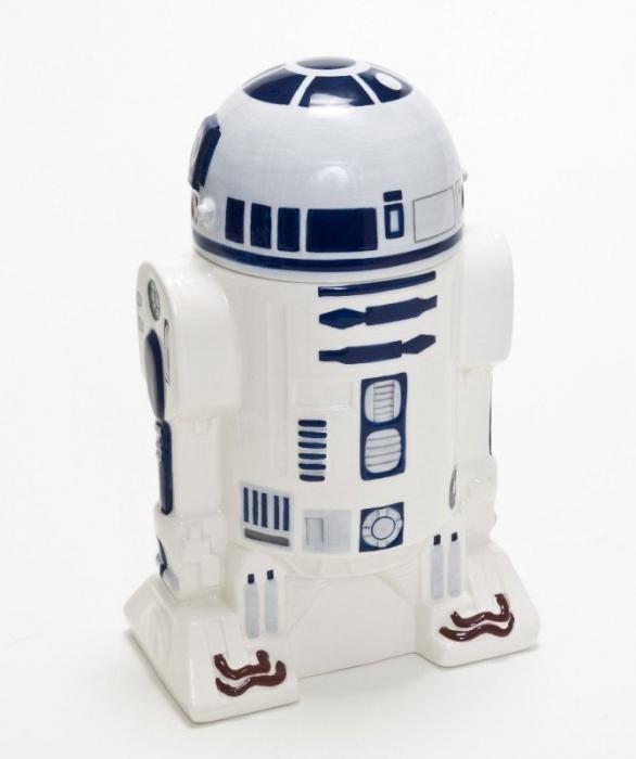 Recipient pentru prajituri R2-D2 1