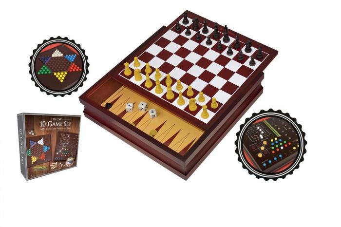 Set 10 jocuri cutie lemn 1