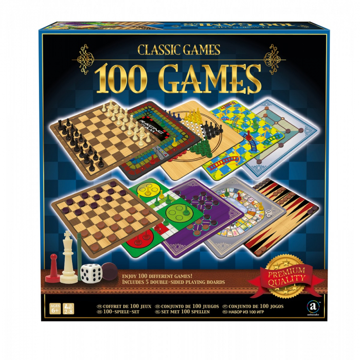 Set 100 jocuri clasice 0