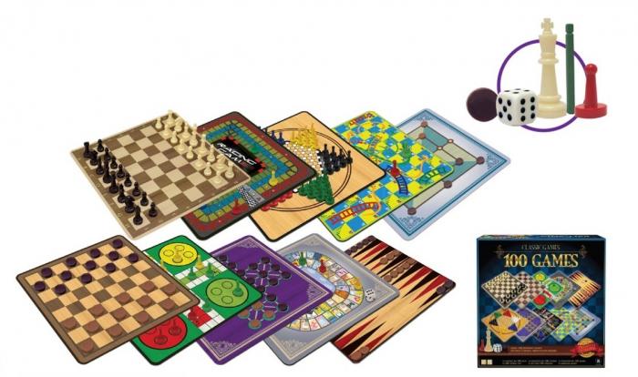 Set 100 jocuri clasice 1