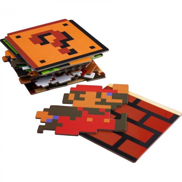 Set 20 suporturi pahar Super Mario [1]