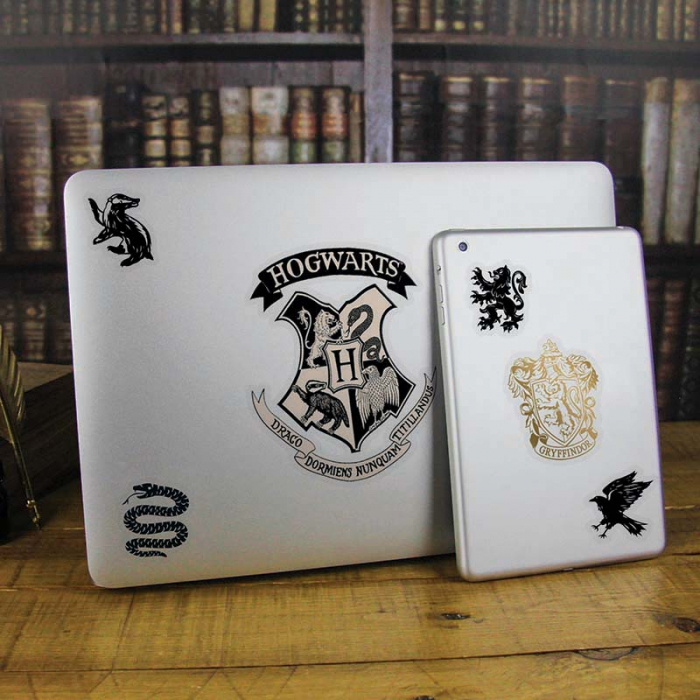 Set 27 abtibilduri pentru gadgeturi Harry Potter