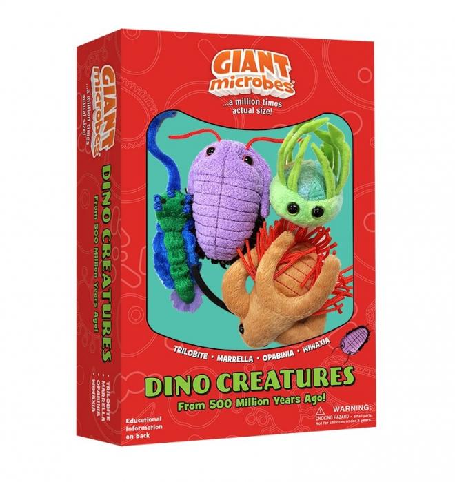 Set 5 mini creaturi preistorice 0