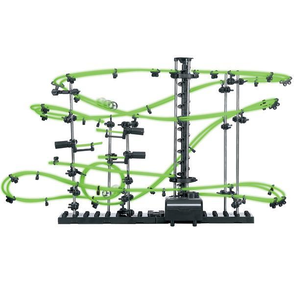 Set constructie Roller Coaster Fosforescent - Nivelul 2 1
