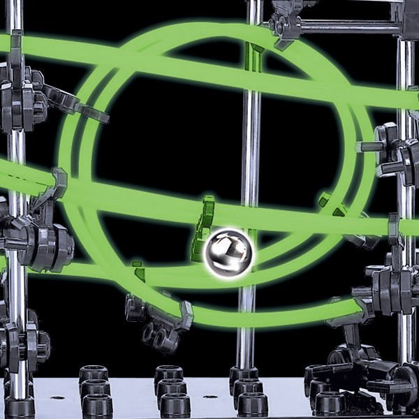 Set constructie Roller Coaster Fosforescent - Nivelul 2 4
